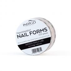 Transparent Nail Form 200