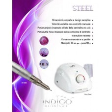 Fresa Indigo Steel Electric file