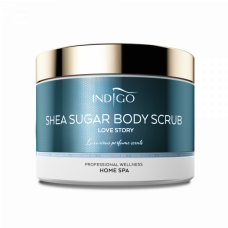 Peeling – Shea Sugar Body Scrub – Love Story 500ml