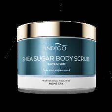Peeling – Shea Sugar Body Scrub – Love Story