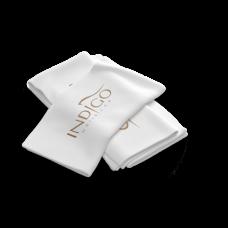 Indigo Towel White