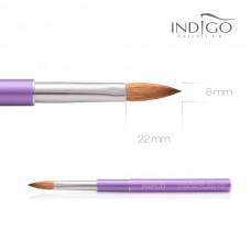 Indigo Vlada Bulle Pro Acrylic Brush no.9