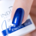 Electric Blue Gel Polish 7ml