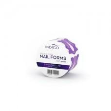 Indigo Nail Forms 200 pz