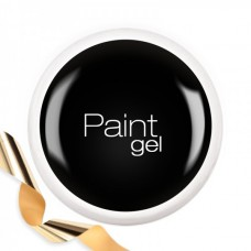 Paint gel Black