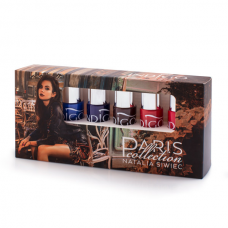 Nail Polish Set Paris by Natalia Siwiec I