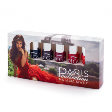 Nail Polish Set Paris by Natalia Siwiec II