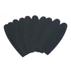Ricambi abrasivi grana 100 per spatola (10 pz)
