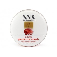 Scrub Pedicure Con Particelle Di Conchiglia Exotic 400 ml