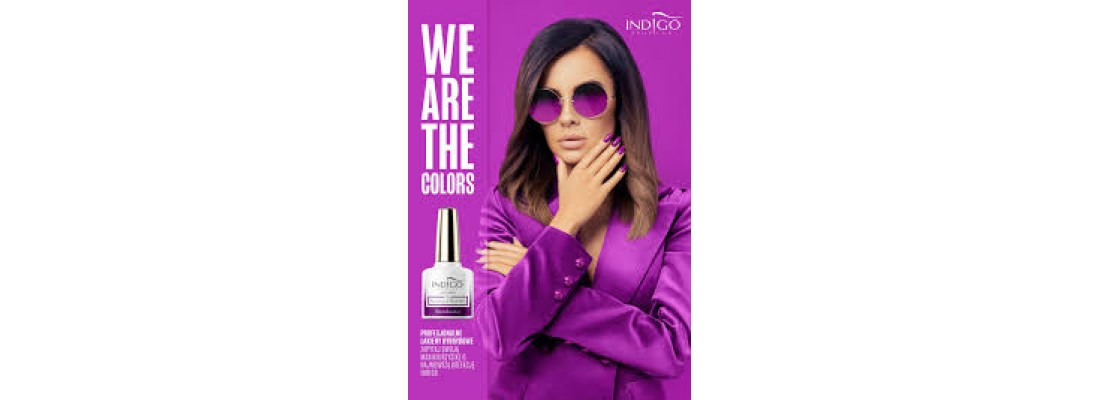 We are the color