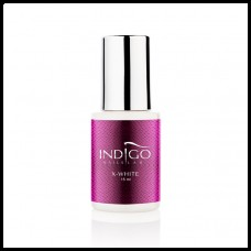 Indigo X White Gel Bottle Brush 15ml