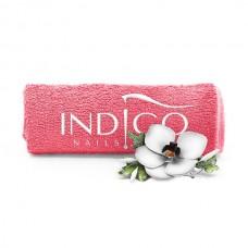 Indigo Towel Grapefruit white logo 50x30cm