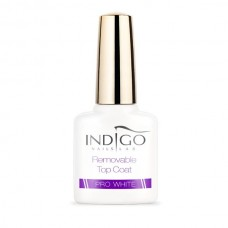 Removable Top Coat Pro White