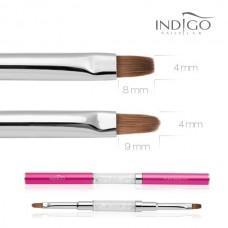 Indigo Diamond Brush No. 4